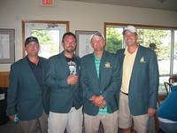 2012 MELROSE OPEN Golf Tournament-August 17